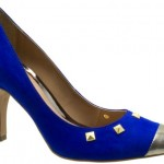 561176 Scarpin cap toe com a biqueira colorida. 150x150 Modelos de scarpin: fotos