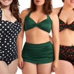 561315 Os modelos de cintura alta são tendência. 150x150 Biquínis plus size 2013: fotos, tendências