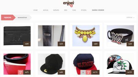 Como vender roupas usadas online