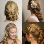 568649 Os penteados proporcionam muita elegâncias às madrinhas. Foto divulgação 150x150  Penteados para madrinhas e daminhas: fotos