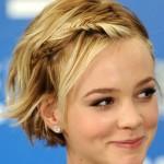 568689 As tranças podem ser feitas em cabelos curtos. Foto divulgação 150x150 Penteados para madrinhas que têm cabelo curto