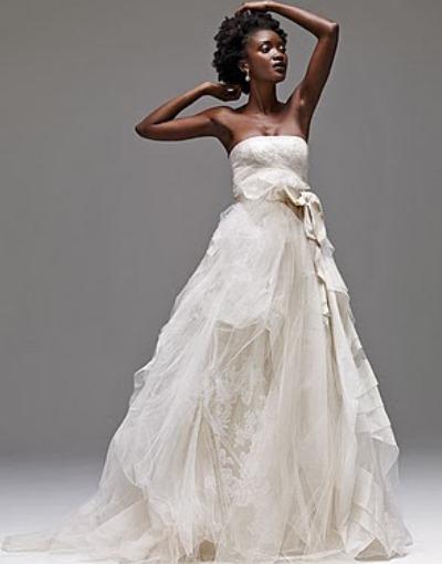 Resultado de imagem para vestido de noivas negra