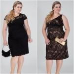 573335 Escolha os modelos que mais lhe agrada. Foto divulgação 150x150 Vestidos plus size de renda: fotos
