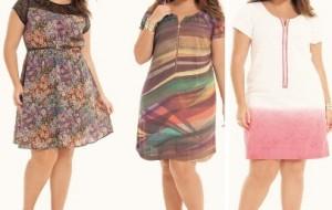 Dicas de vestido para gordinhas: tendência 2013