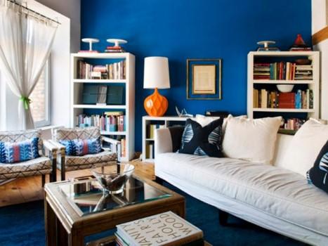 Paredes Pintadas De Azul. Simple Trendy Stunning Decorar Paredes ...