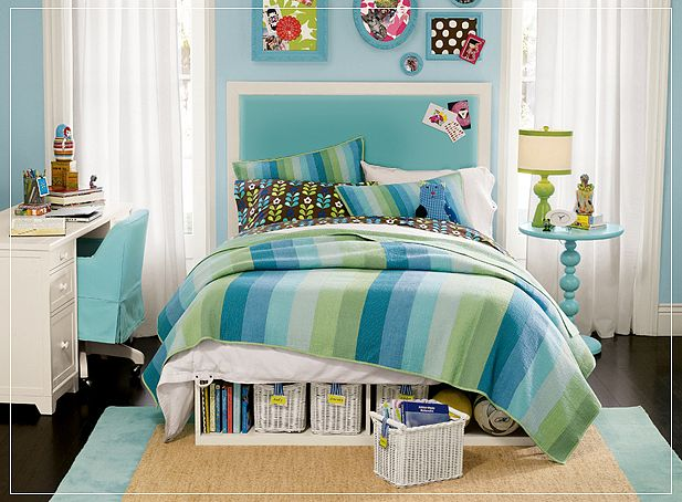 Quarto de adolescente pequeno dicas para decorar for Como remodelar un dormitorio