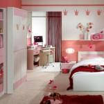583763 Quarto para meninas em tons cor de rosa. Foto divulgação 150x150 Quartos cor de rosa para meninas: fotos