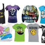 583775 Escolha os modelos que mais lhe agrada. Foto divulgação 150x150 Camisetas com estampas divertidas: fotos