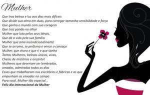 Dia internacional das mulheres: mensagens para Facebook