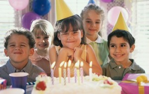 Erros ao decorar festa infantil