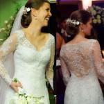599220 Vestidos de noiva para evangélicas tendências fotos.3 150x150 Vestidos de noiva para evangélicas: tendências, fotos