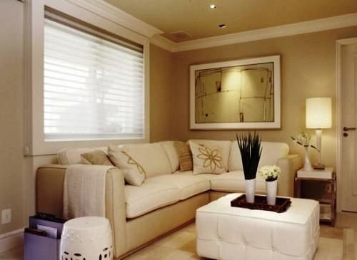 Decora o de salas de estar fotos for Como decorar una sala de estar pequena