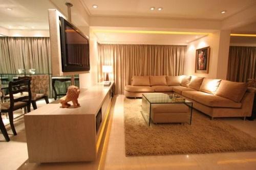 As Salas De Estar Mais Lindas ~ Modelos de decoração de sala de estar