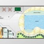 60257 Planta de Área De Lazer Com Churrasqueira 2 150x150 Planta de Área De Lazer Com Churrasqueira