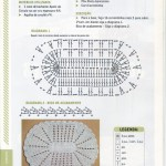 605501 Gráficos de tapetes em crochê 1 150x150 Gráficos de tapetes em crochê