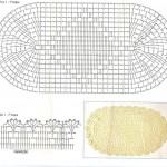 605501 Gráficos de tapetes em crochê 10 150x150 Gráficos de tapetes em crochê