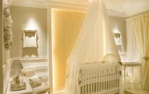 Artigos de decoração para quarto de bebê