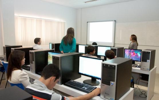 Senai curso de informatica