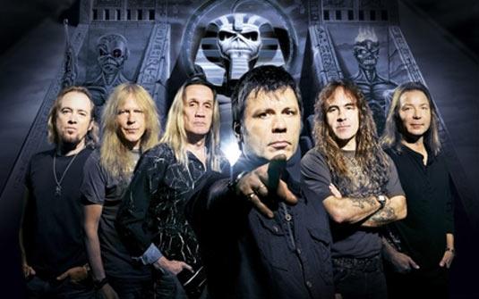 Shows do Iron Maiden no Brasil em 2013 (Foto: Divulgação)