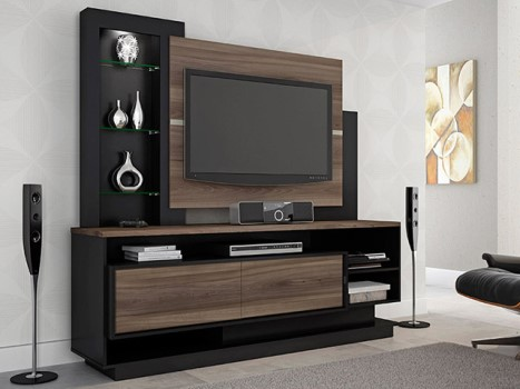 Modelos de estantes para sala de estar mundodastribos for Modelos de sala de estar