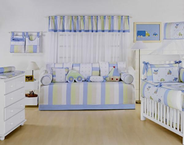 Cortinas para quarto de bebê masculino dicas, fotos  MundodasTribos – Todas