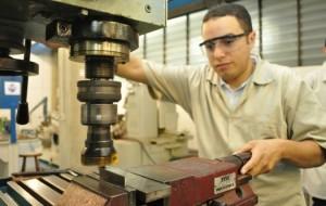 Curso Técnico de Processos Metalúrgicos SENAI-SP