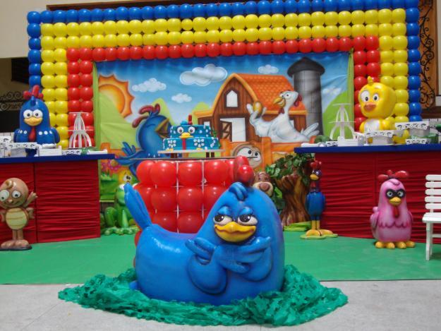 Artigo para festa galinha pintadinha