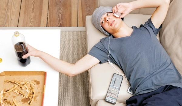 O sedentarismo é um problema resultante dos hábitos da vida moderna. (Foto: divulgação)