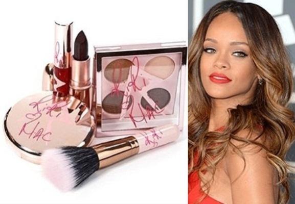 Resultado de imagem para A linha de make da Rihanna