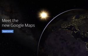 Novidades do Google Maps