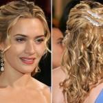 624188 Penteados para cabelos cacheados fotos 150x150 Penteados para cabelos cacheados: fotos