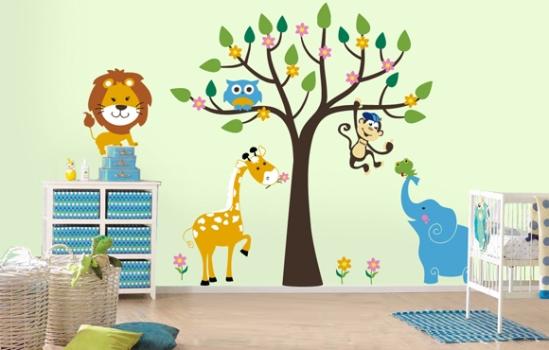 Adesivos decorativos, quarto de menino dicas, onde  ~ Adesivo De Parede Quarto Infantil Carros