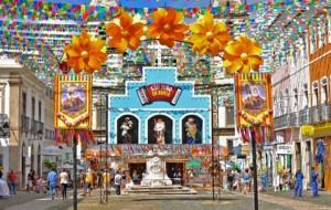 Festas juninas em Salvador 2015
