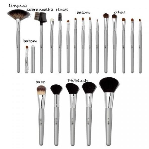 Pinc is de maquiagem tipos entenda as diferen as for Tipos de estanques para acuicultura