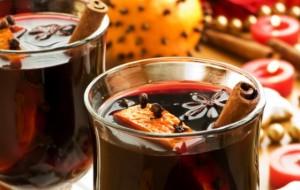 Receita de vinho quente e quentão