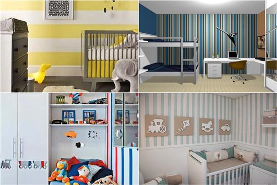 Papel de parede para quarto de meninos, dicas  MundodasTribos – Todas as tri