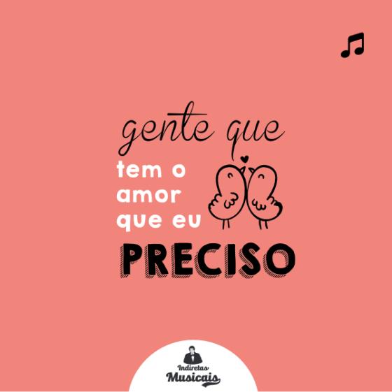 Trechos Românticos De Músicas Para Dia Dos Namorados