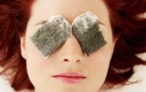 Tratamentos caseiros contra olheiras