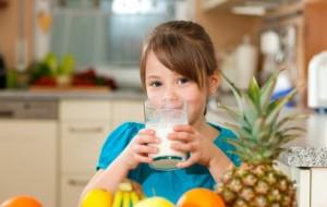 Alimentos importantes para crianças