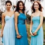 63344 vestido com tres tons de azul 150x150 Fotos De Vestidos De Madrinha de Casamento