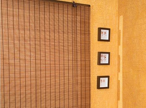 Cortinas de bambu dicas para usar mundodastribos - Cortinas de bambu ...