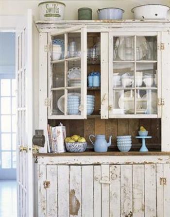 Cozinha com m veis antigos dicas fotos for Alacenas de cocina vintage