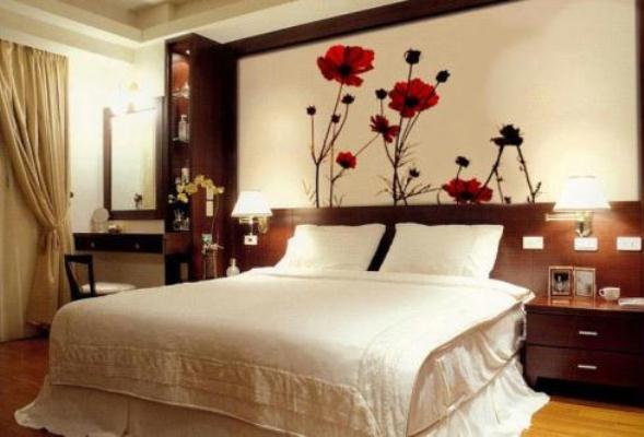 Adesivos de parede para quarto de casal dicas, fotos