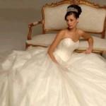 641563 Aposte nesse modelo de vestido. Foto divulgação 150x150 Vestido de noiva tipo princesa: dicas, fotos