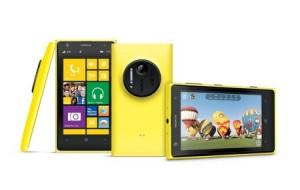 Novo Nokia Lumia com câmera de 41 megapixels