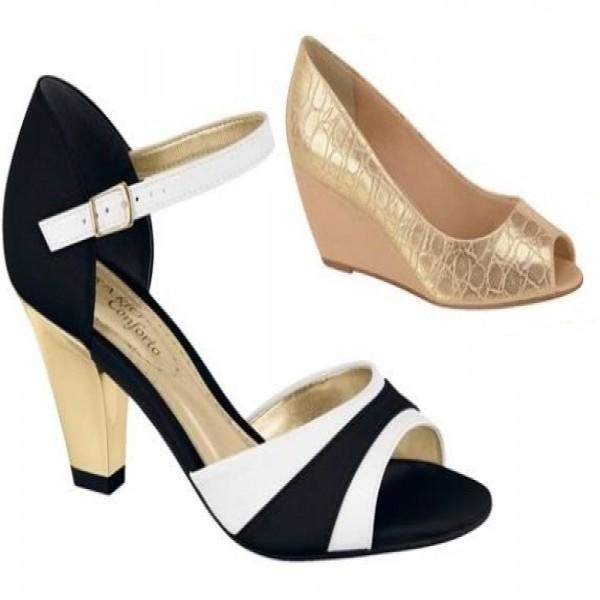 aba61a563 Lançamentos de calçados femininos verão 2014