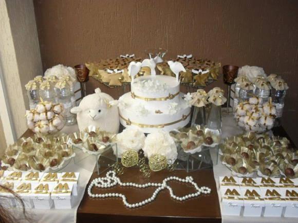 Opções. 150×150 Decoração De Batizado Provençal~ Decoracao Festa De Crisma