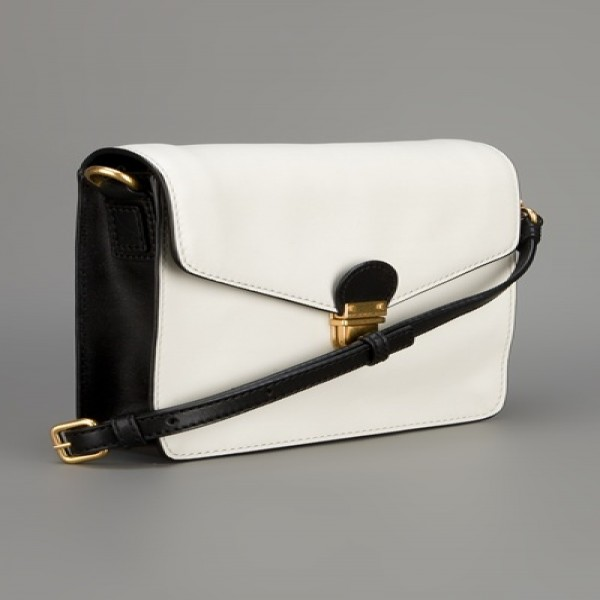 Bolsa Feminina Branca : Bolsa feminina branca e preta modelos mundodastribos