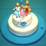 643875 Com um pouco de criatividade fica fácil bolar uma festa legal. 150x150 Decoração de aniversário tema Os Simpsons: fotos, dicas