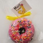 643875 Uma rosquinha como lembrança é uma excelente ideia. 150x150 Decoração de aniversário tema Os Simpsons: fotos, dicas